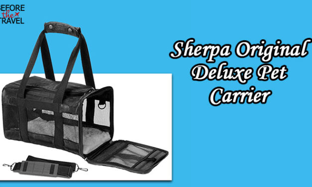 Sherpa original deluxe pet carrier – review for pet lovers