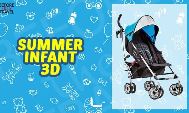Summer infant 3d lite convenience stroller – Facts you should know