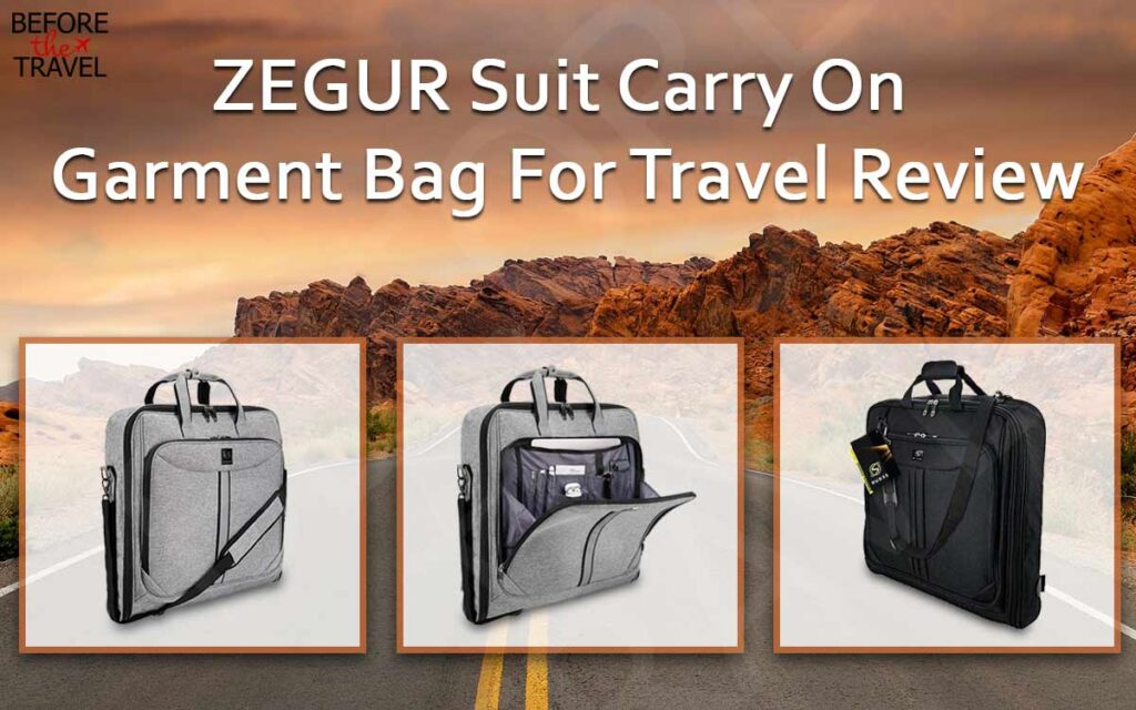 zegur suit carry on