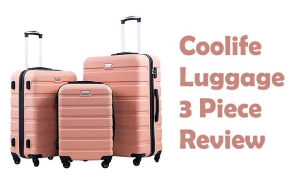 A Quick Guide To Coolife Luggage 3 Piece Set