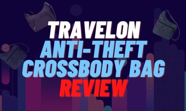 Five travelon anti theft crossbody bag review for 2021