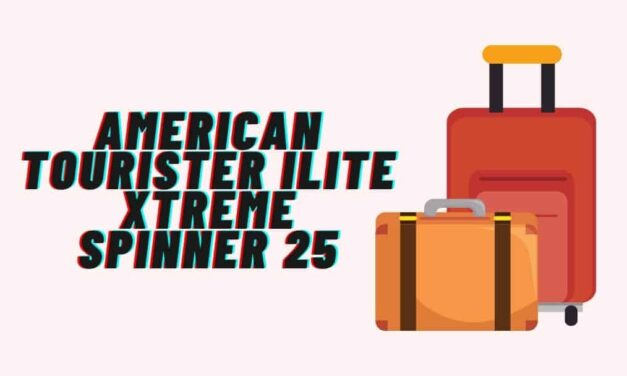 American tourister ilite xtreme spinner 25 review – facts to check
