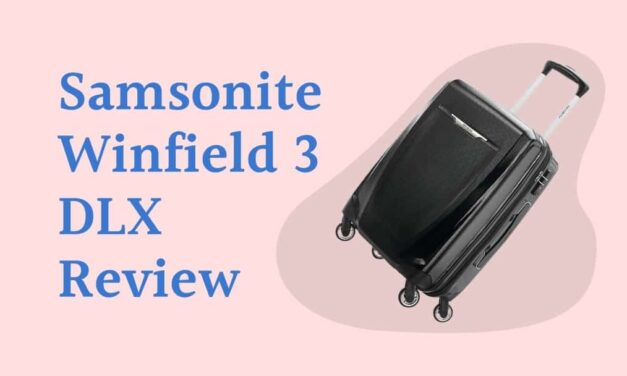 Samsonite Winfield 3 DLX Review for Beginners